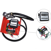 low weight 55L/M fuel tank transfer pump unit